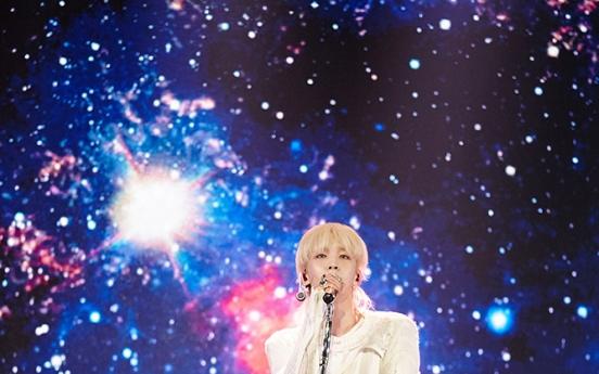"[Today's K-pop] Shinee's Key drops 1st EP ""Bad Love"""