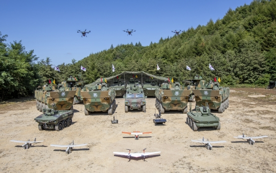 Military unveils plans for AI-powered, agile Army