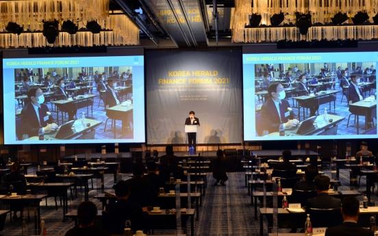 [KH Finance Forum] Experts, policymakers discuss blueprint for S. Korea's revolutionary road toward ESG