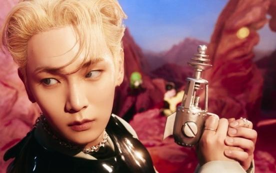 [Today's K-pop] SHINee's Key tops iTunes chart in 32 regions