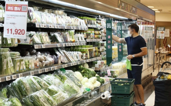 Retail sales up 6.4% in Aug. on popularity of food delivery