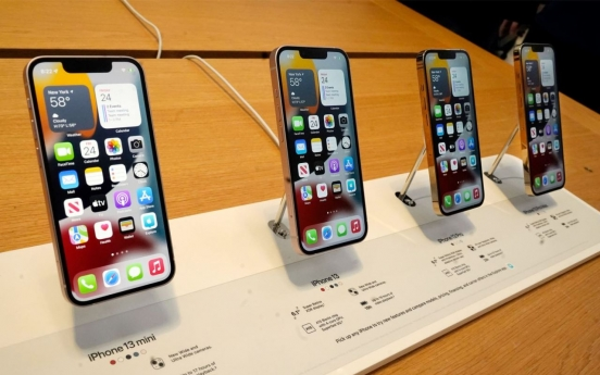 Apple's forthcoming iPhone 13 launch in Korea to put pressure on Samsung