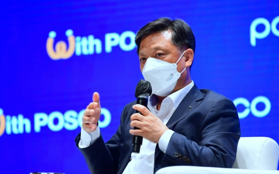 Posco to hold international forum for greener steel