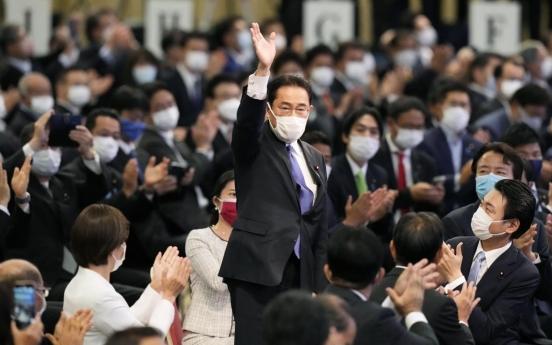 Kishida to be Japan's next PM