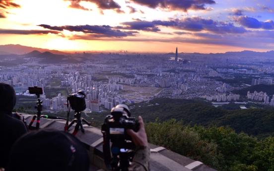 [Eye Plus] A Night Stroll to Namhansanseong Fortress