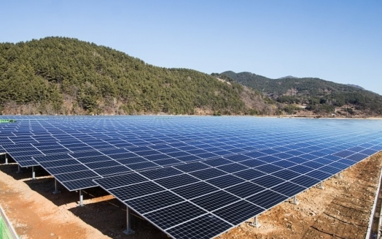 Farmland the size of Gangnam converted to solar farms during Moon administration