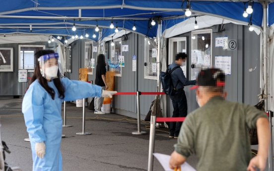 New virus cases in 2,000s for 8th day; holiday-tied virus surge concerning