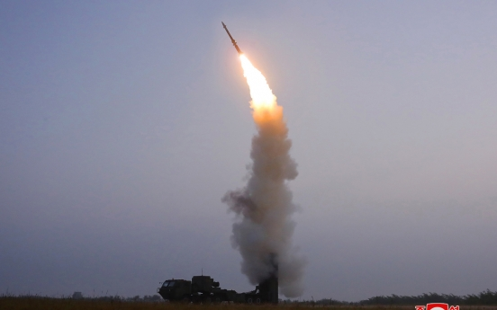 N. Korea blasts UN Security Council for convening meeting on its missile launches