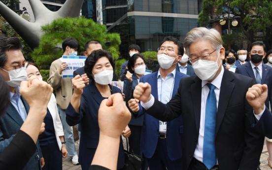 Gov. Lee vows to grow Seoul into global economic capital