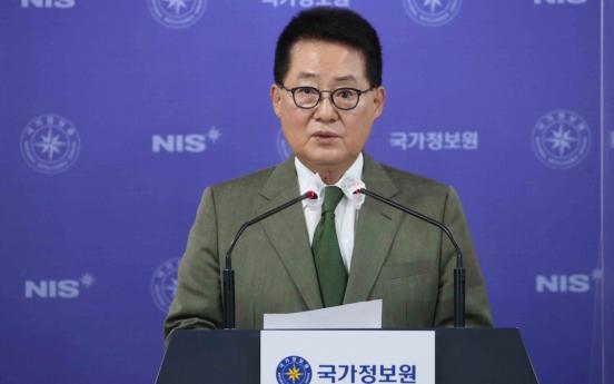 CIO launches probe into spy chief over alleged meddling in presidential election politics