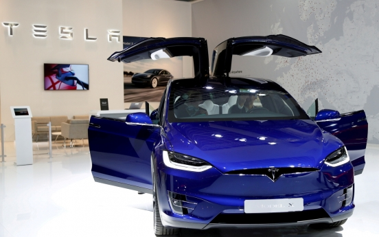 Koreans dump Tesla shares, turn to US health care sector in Q3