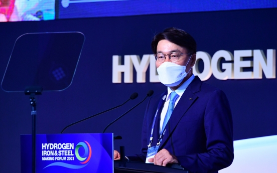 [Newsmaker] World steelmakers discuss decarbonizing at Posco forum