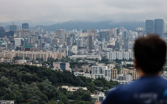 S. Korea's housing prices see largest surge in 15 years