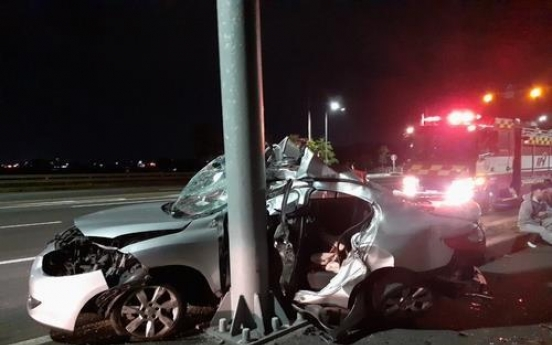 Car accidents involving unlicensed teenagers rise by 34%: data