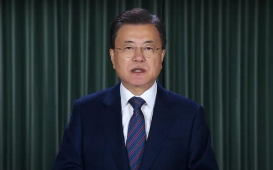 Moon calls for swift action for carbon neutrality