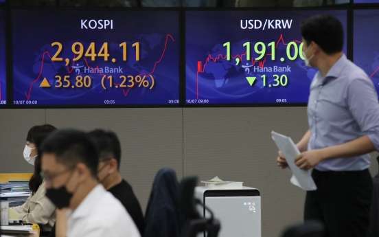 Vice minister says market 'excessively reacting' toward global risks