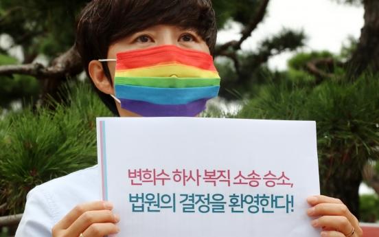 Court orders posthumous reinstatement of transgender soldier