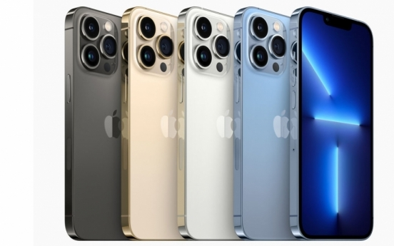 Apple's new iPhone 13 launches in S. Korea