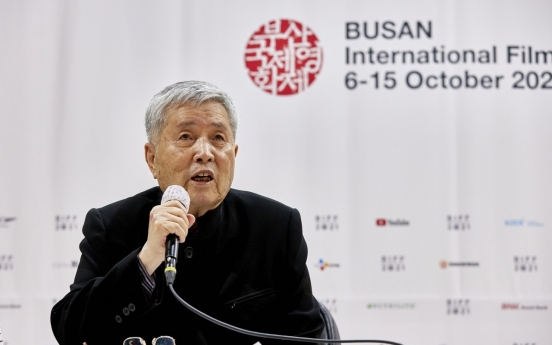 Legendary director Im Kwon-taek looks back on 60-year career