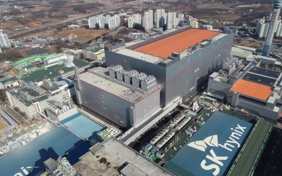 SK hynix shares losing ground amid slowdown concerns for memory market
