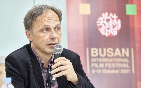 French director Denis Dercourt says creating thriller film, composing music were similar experiences