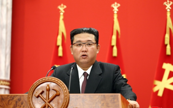 Kim Jong-un calls for improving people's lives amid economic woes
