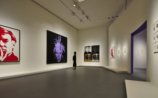 Andy Warhol's many personas revealed at Espace Louis Vuitton Seoul show
