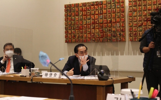 Defector-turned-lawmaker calls for efforts to improve North Korea human rights