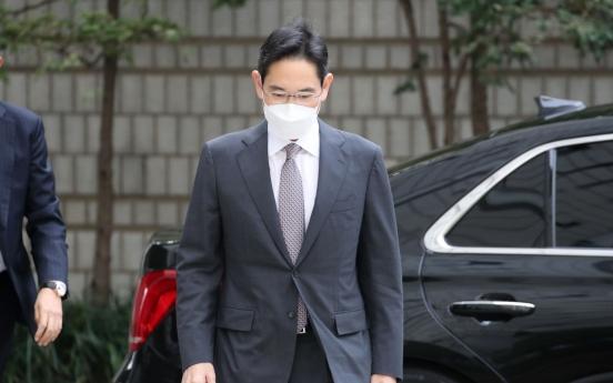 Samsung chief Lee pledges no repeat of drug use