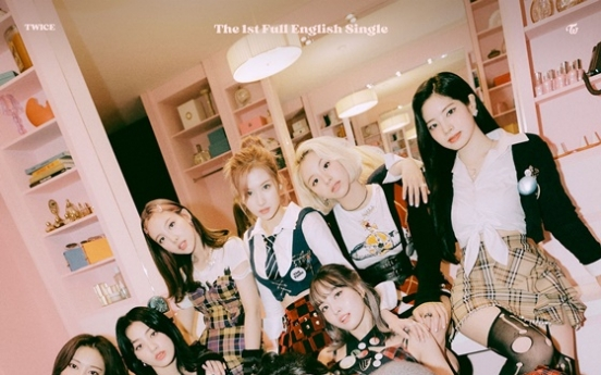 [Today's K-pop] Twice hits Billboard 100 at No. 83 with new single