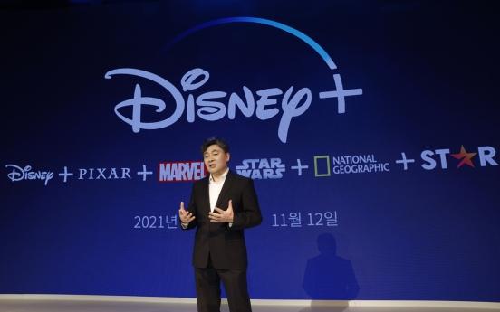 Disney+ to expand partnership with Korean content creators