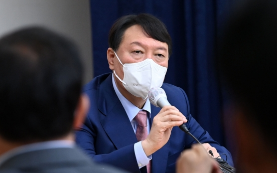Court upholds suspension of ex-top prosecutor Yoon