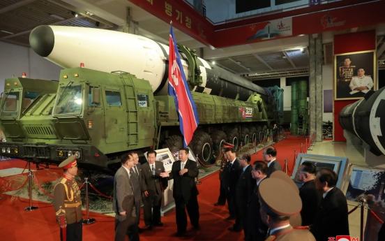 US says awaiting N. Korea's return to diplomacy