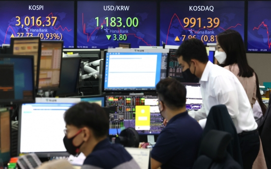 Boxed-in Kospi leads to surge in forced liquidations