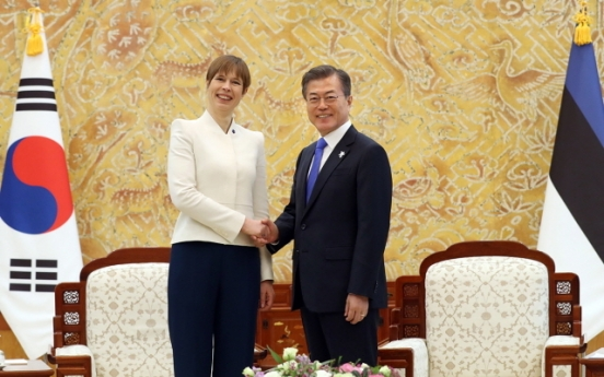 Estonia, Korea celebrates 30th anniversary of diplomatic relations