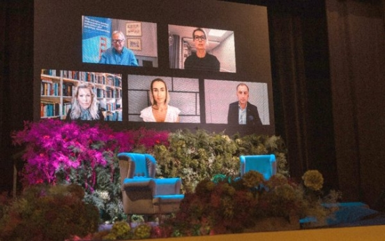 LG Electronics takes part in Vogue Summit in Poland