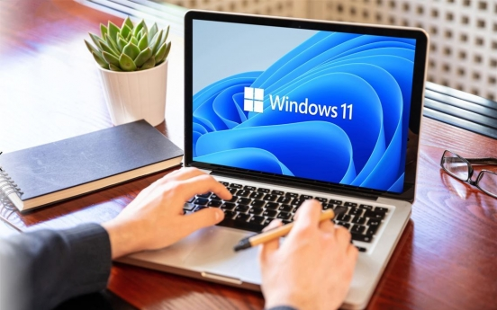[News Focus] Will Windows 11 revive PC demand in South Korea?