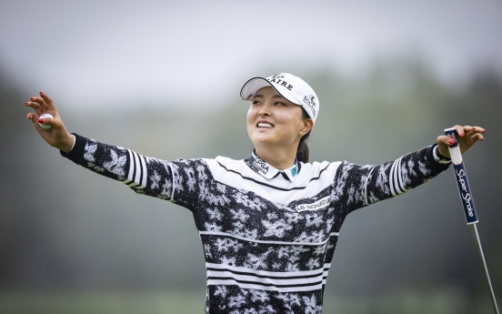 S. Koreans chasing 200th LPGA win on home soil this week