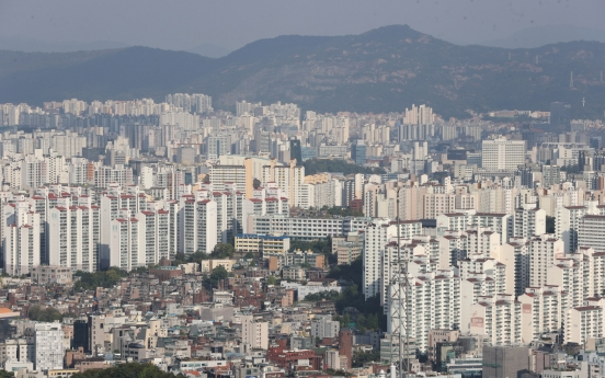 Seoul halves recommended agency fees to relieve housing price burden