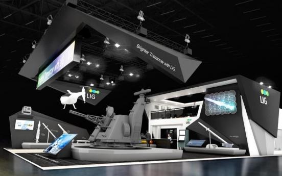 LIG Nex1 showcases satellite navigation, cargo drones