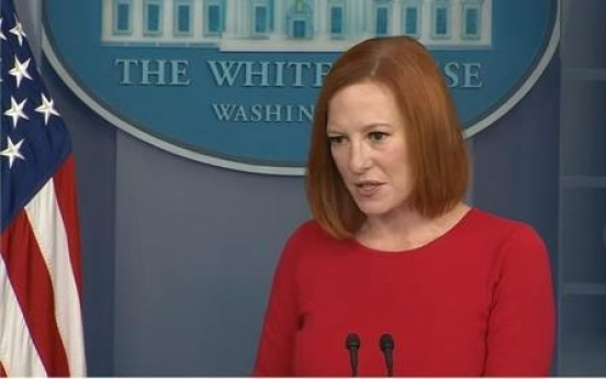 US remains consistently open to dialogue with N. Korea: Psaki