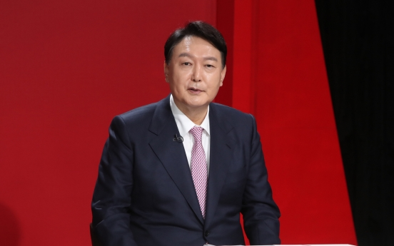 Yoon expresses regret over controversial remarks on ex-President Chun