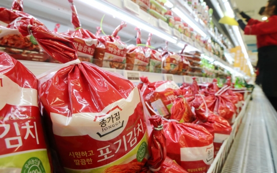 7 out of 10 Korean restaurants serve imported kimchi : report