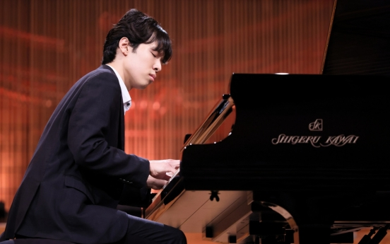 Lee Hyuk fails to win at Chopin Competition