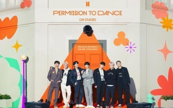 BTS set to host online concert this weekend