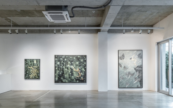 [Eye Interview] Kim Won-sook's narratives turn into paintings, become stories for all