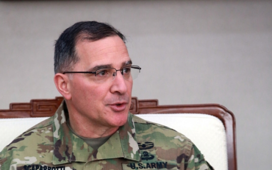 Ex-USFK chief stresses solidarity in S. Korea-U.S. alliance amid lingering NK threats
