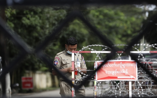 UN fears 'mass atrocity crimes' in Myanmar as troops gather in north