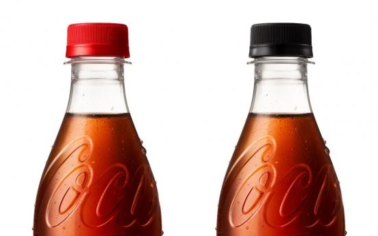 Coca-Cola debuts label-less bottles in S. Korea