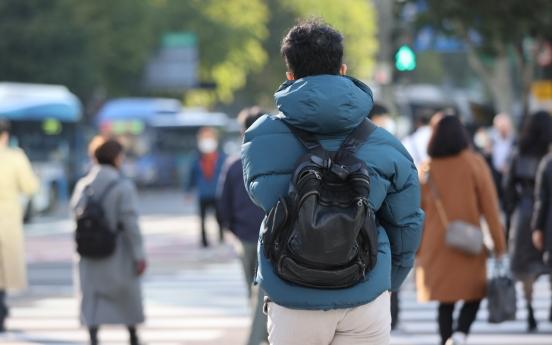 S. Korea ranks 4th in 'relative poverty' among 38 OECD members